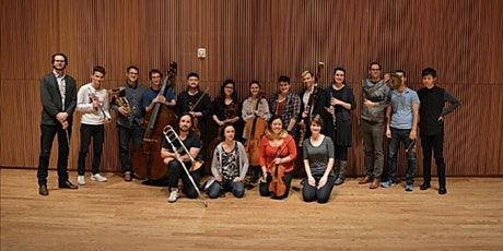 ENSEMBLE ÉCHAPPÉ @ the Italian Academy tickets