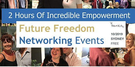 Future Freedom Networking tickets