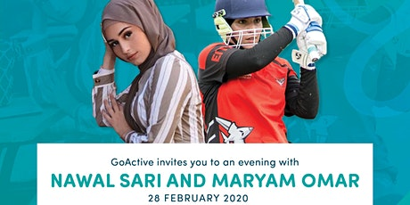 An Evening with Nawal Sari and Maryam Omar tickets