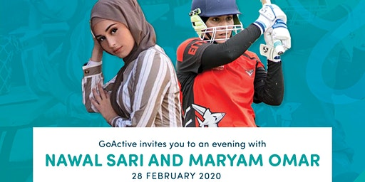 An Evening with Nawal Sari and Maryam Omar