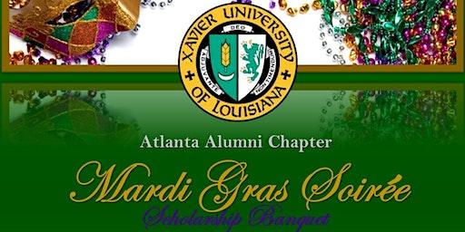 XULA Atlanta Alumni  Presents Mardi Gras Soiree and Scholarship Banquet