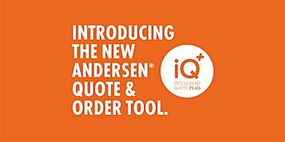 Andersen Windows iQ+ Training - Springfield, MA Sessions