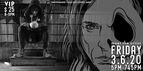 Acey Slade - Artist Meet & Greet tickets