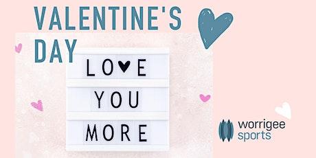 Valentines Day Dinner tickets