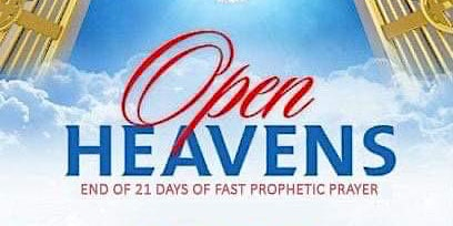 Open Heaven - Friday Service
