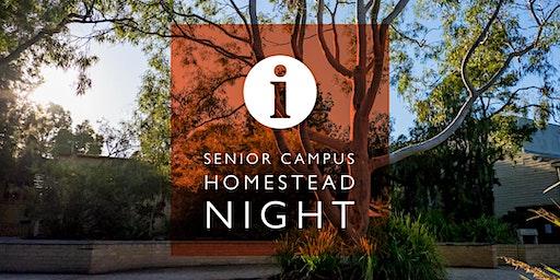 Woodleigh School Senior Campus Homestead Night 2020