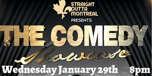 Montreal Stand Up Comedy ( Comedy Showcase )