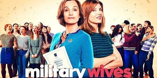"FENCE POSTS FOR FARMERS presents ""MILITARY WIVES"""