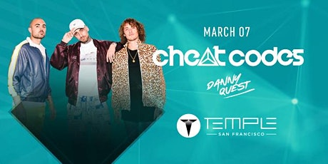 Cheat Codes tickets
