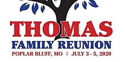 Thomas Family Reunion 2020