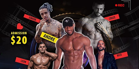 Naked-Devine Men Of Choice & AMWevents tickets