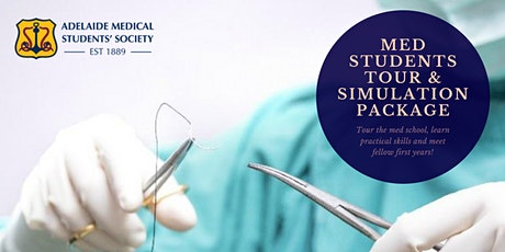 Med Students tour & simulation package tickets