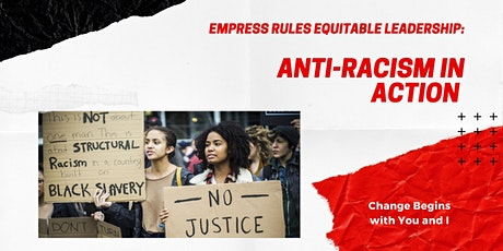 Equitable Leadership: Anti-Racism Transformation tickets