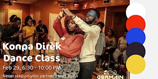 Konpa Dirèk Dance Class
