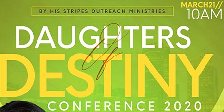 Daughters of Destiny Conference 2020 tickets