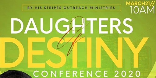 Daughters of Destiny Conference 2020