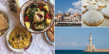 The Hellenic Food Odyssey tickets