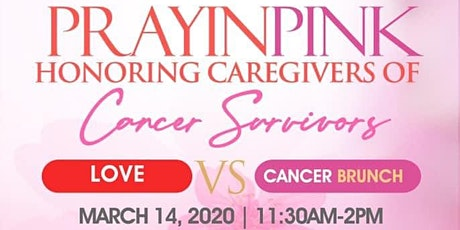 LOVE vs.CANCER BRUNCH tickets