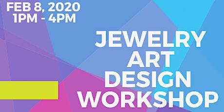 CR8RVA Jewelry Art Design Workshop tickets