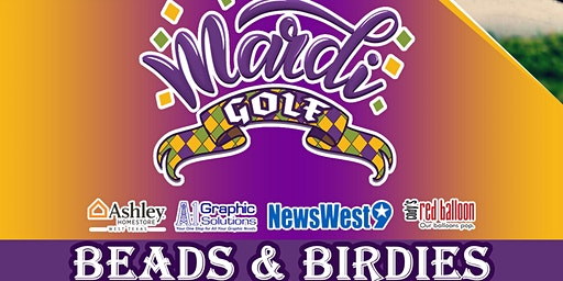Mardi Golf-Beads & Birdies