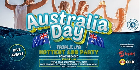Australia Day tickets