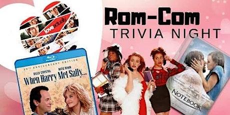Rom/ Com Trivia tickets