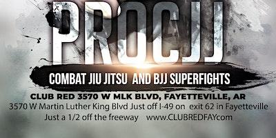 Professional Combat Jiu Jitsu  Arkansas 1st CJJ