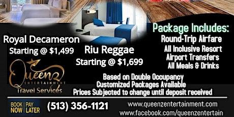 Reggae Sumfest 2020 with Queenz Entertainment tickets