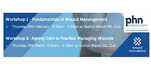 Brisbane North PHN Wound Education Workshops