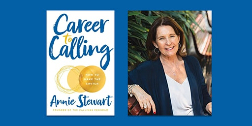 Career to Calling Book Launch