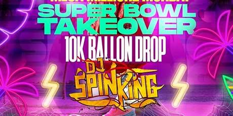 DJ SPINKING TAKEOVER @ SHADOW CABARET BIG GAME WEEKEND 2020 tickets
