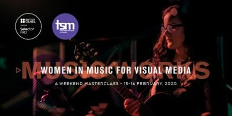 British Council's Selector Pro presents weekend masterclass for musicians tickets