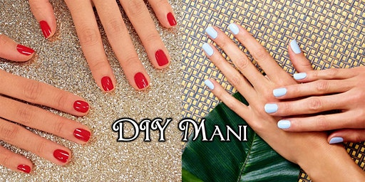 DIY Mani Workshop - Simple steps to care and maintain your nails!