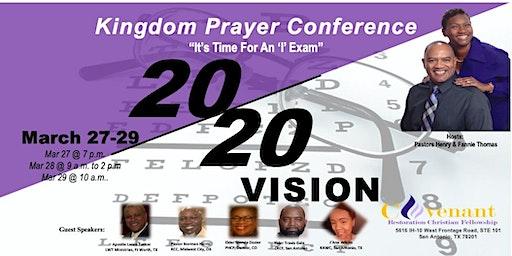 4th Annual Kingdom Prayer Conference