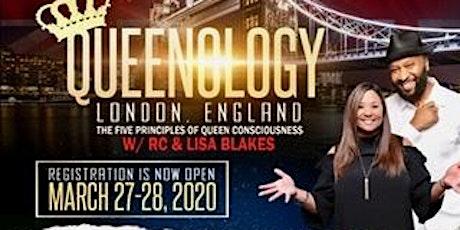 QUEENOLOGY - LONDON tickets