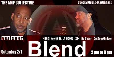 BLEND Day Party - No Cover