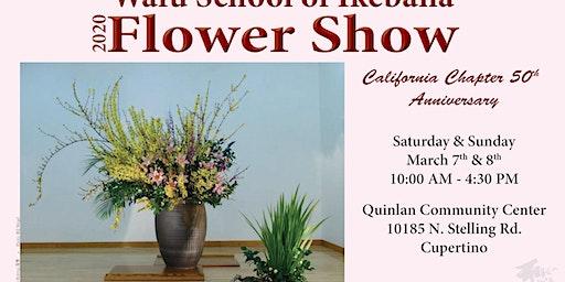 2020 Wafu School of Ikebana Flower Show