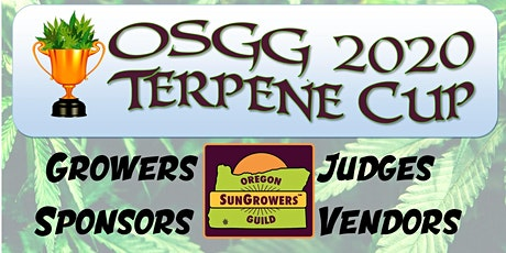 OSGG's  3rd Annual Terpene Cup tickets