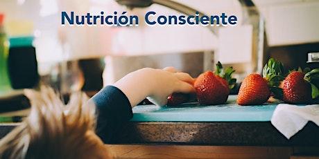 """Charla Gratuita """"Nutrición para mamis conscientes"""" entradas"""