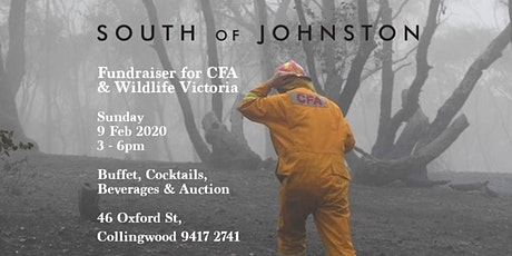 Fundraiser for CFA & Wildlife Relief Victoria tickets