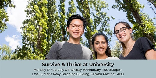'Survive & Thrive' at University