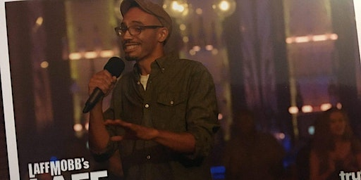 Stand-up Comedy with Jason Banks at Moe's in Granville