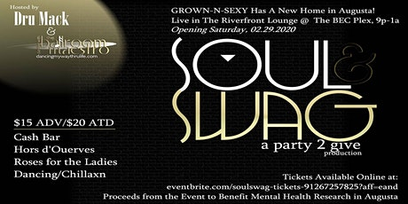 Soul & Swag tickets
