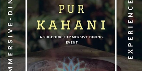 The Jodhpur Kahani - A six-course immersive dining experience tickets