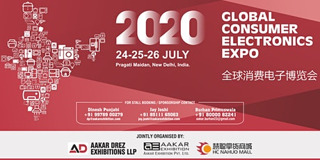 Global Consumer Electronics Expo tickets