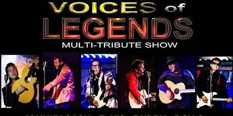 Voices of Legends WESTLOCK tickets