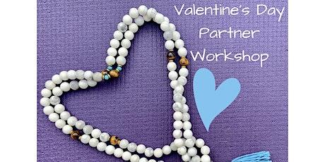 Valentine's Day Partner Workshop tickets