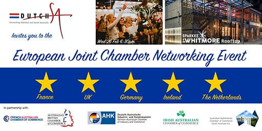 Joint European Chambers of Commerce Networking Event