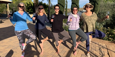 Yoga in the Vines - Cheval Winery tickets