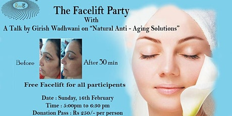 Facelift Party tickets